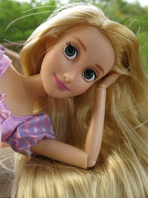 Disney Store Rapunzel 2013