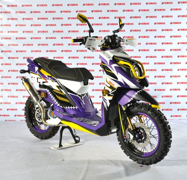 gambar modifikasi yamaha x ride gambar modifikasi yamaha x ride title=