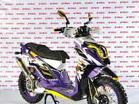Gambar Model Modifikasi Yamaha X Ride