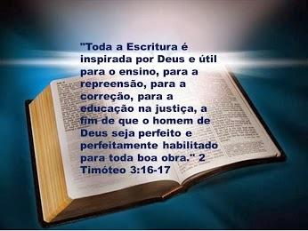 Segundo Domingo de Dezembro,dia da Bíblia.