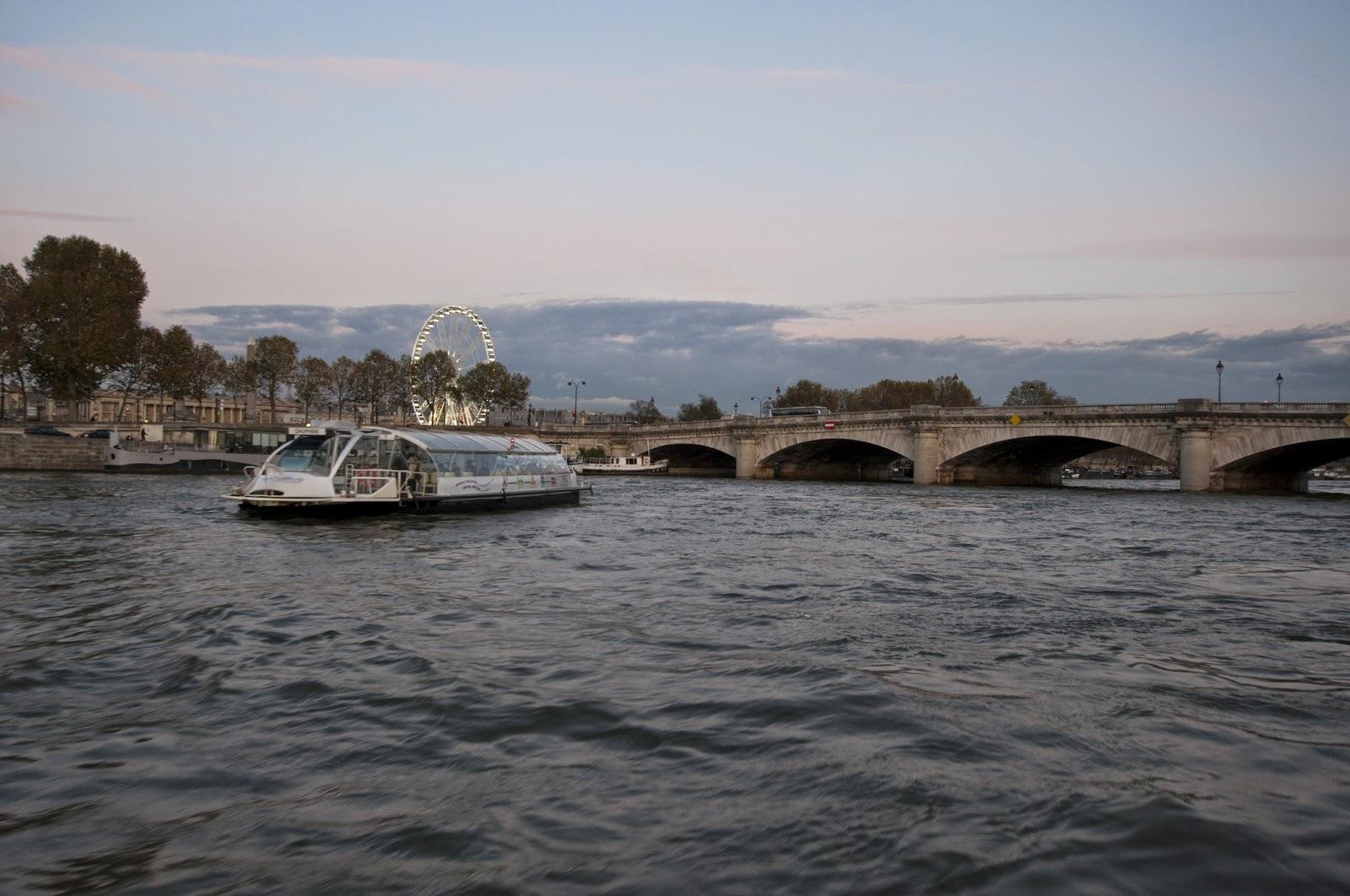 塞納河遊船河
