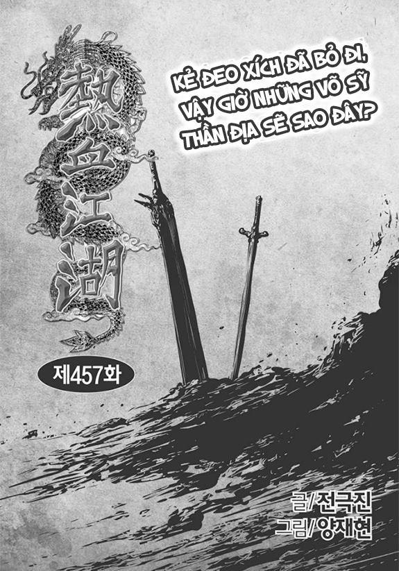 Hiệp Khách Giang Hồ chap 457 Trang 2