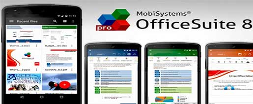 OfficeSuite 8 + PDF Editor Premium v8.4.4317 Apk Full Version
