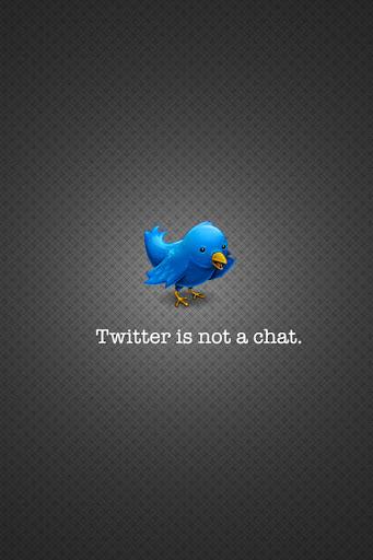 Twitter Bird IPhone HD Wallpaper