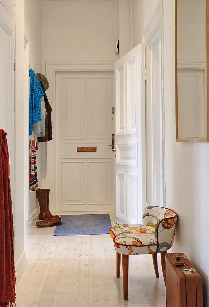 Blog de decoracion decorando el hall la entrada el pasillo como sea tu casa como sea - Decoracion de hall ...