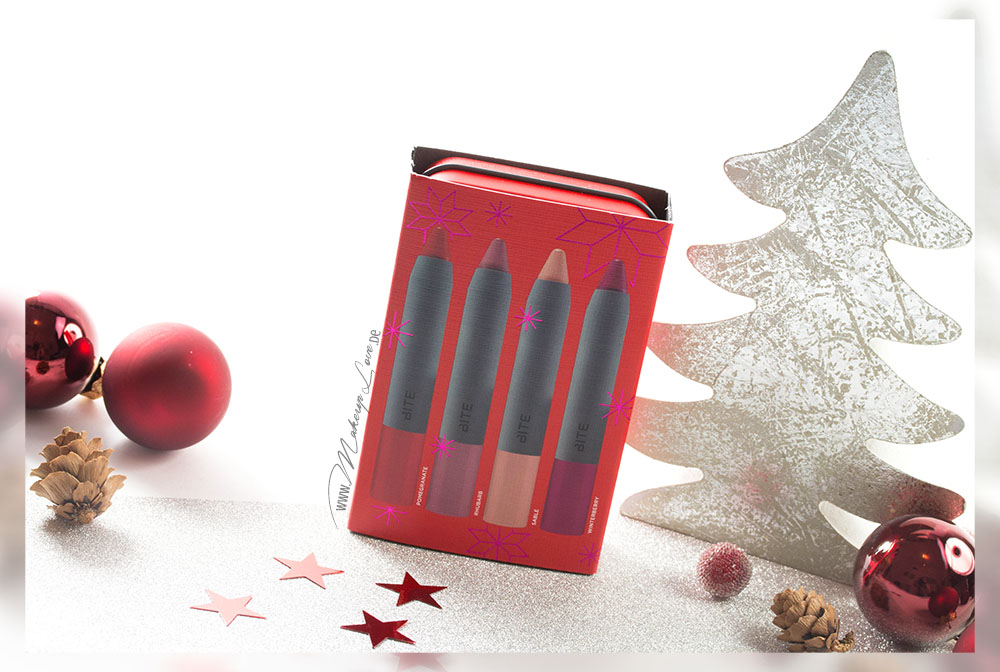 bite beauty high pigment lip pencil set holiday 2014