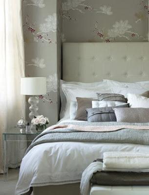 dormitorio elegante moderno