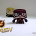 The Flash - CW - Papercraft