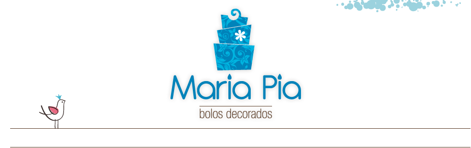 Maria Pia Bolos Decorados