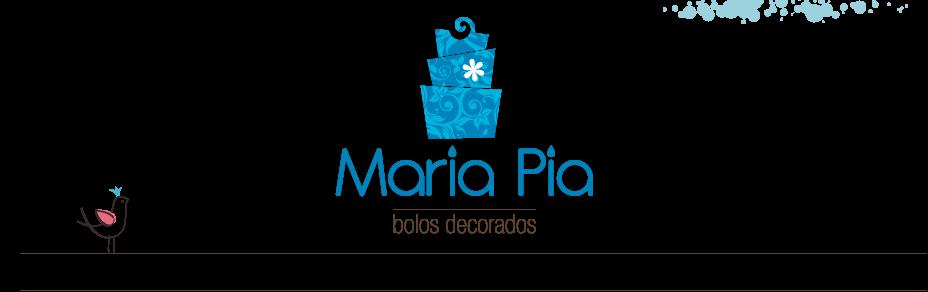 Maria Pia Bolos Decorados