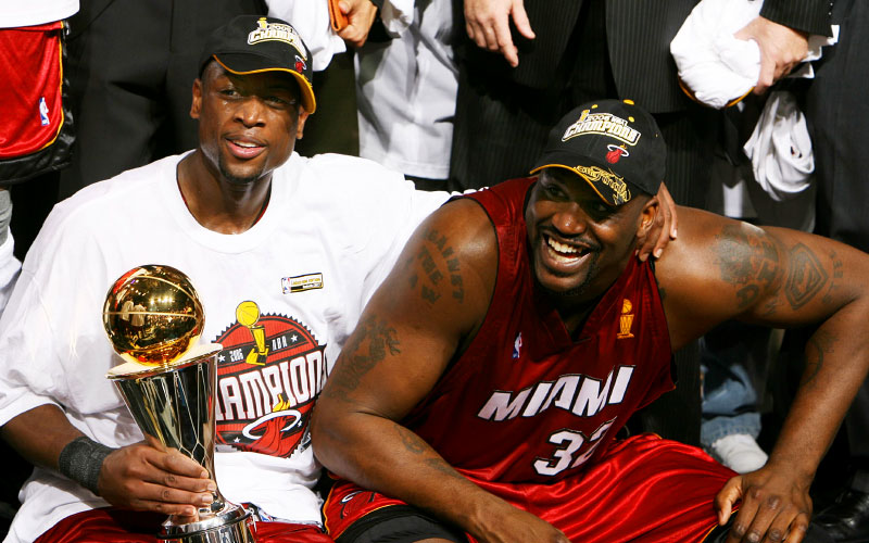 The forgotten greatness of Dwyane Wade