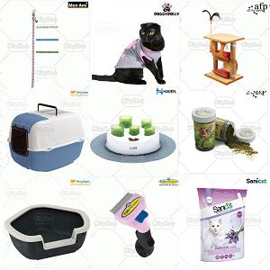 Cat Supplies[Phụ Kiện Cho Mèo]