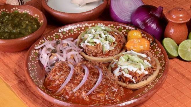 imagen de cochinita pibil