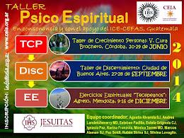 TALLER PSICOESPIRITUAL - Ceia, con el apoyo del ICE-CEFAS Guatemala