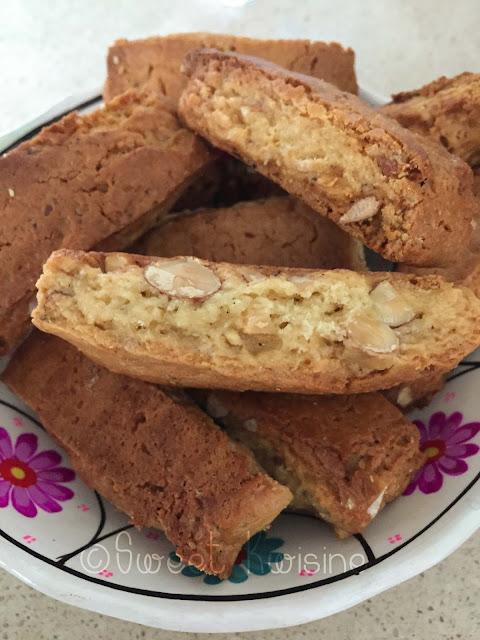 sweet Kwisine, biscuits, amandes, pâte d'amandes, fenouil, café, phlippe conticini