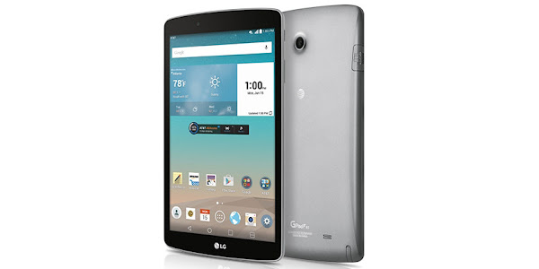 AT&T announces LG G Pad F 8.0 with full USB port and dedicated stylus
