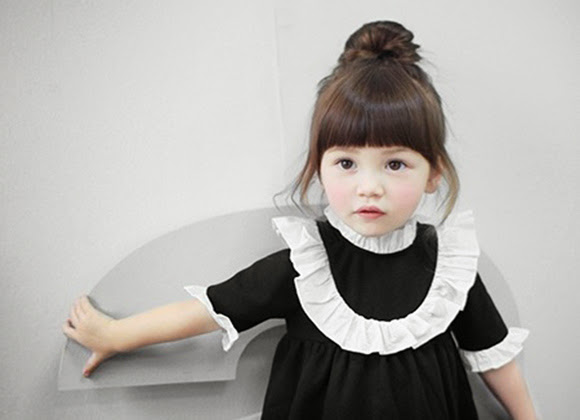 Peinados 2014 infantiles