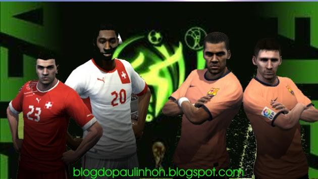 Update 1.3 para Pacth comenbol 2012