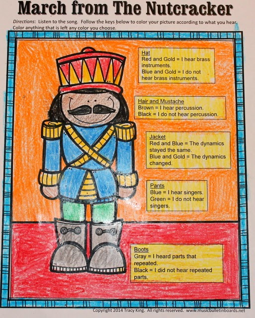 http://www.teacherspayteachers.com/Product/Nutcracker-Listening-Glyphs-1562925