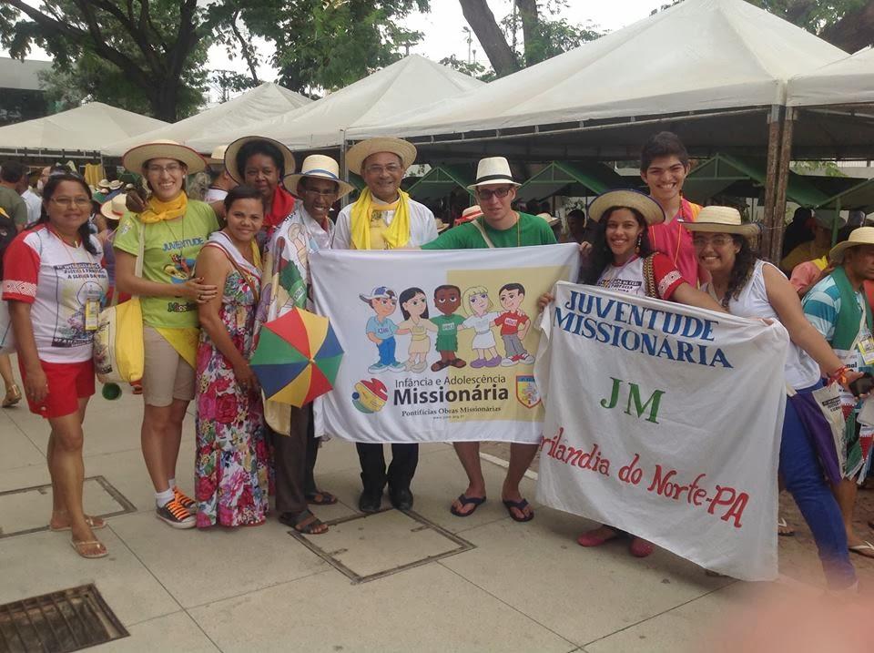 IAM e JM marcam presença no 13º Intereclesial das CEBs
