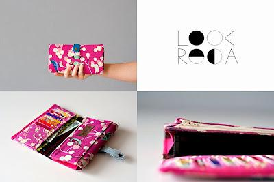 designová peněženka