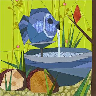 Fish Fountain free block