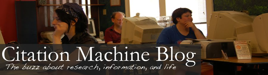 Citation Machine's Blog