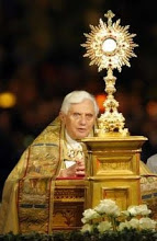 Pray for Benedict XVI, Pope Emeritus!