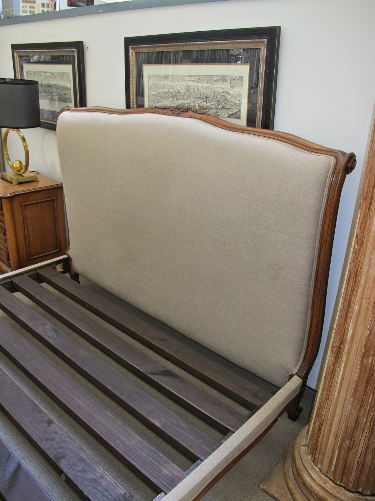 Bedhead Design custom made bedheads and upholstered complete beds and sleigh beds