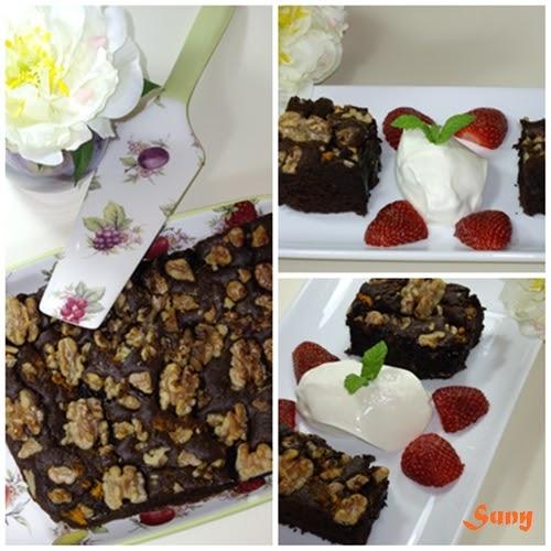Olivas en la cocina brownie de chocolate de jamie oliver for Cocina 5 ingredientes jamie oliver