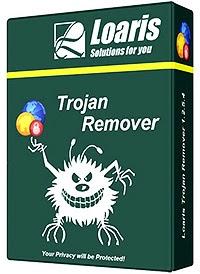 برنامج إزالة ملفات التجسس والتروجان Loaris Trojan Remover