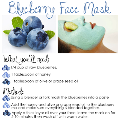 5 Blueberry Facial Mask Recipes for a Younger Looking Skin - The blueberry facial mask has many advantages. Blueberry happens to be a powerful antioxidant. It helps free the skin of radicals that cause wrinkles on the surface. When combines with turmeric powder, it makes a more portent facial mask. Here is how to make your own rice flour facial mask.