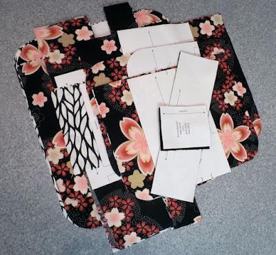 Flight Bag pieces