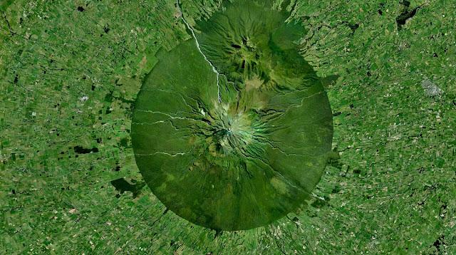 Mount Taranaki – North Island, New Zealand