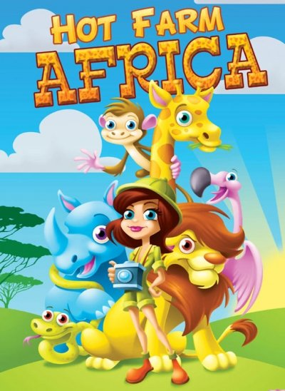 Free Download Hot Farm Africa PC Game Full Version