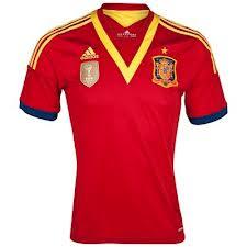 Jersey Bola Spanyol