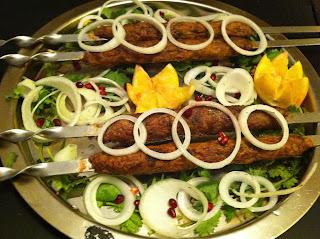 Lyulya kebab recipe