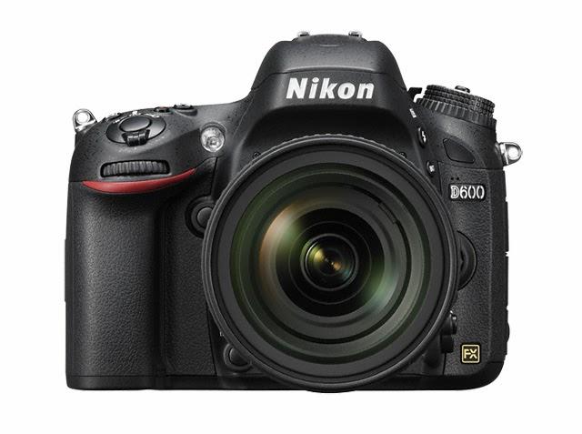 Fotografia della Nikon D600