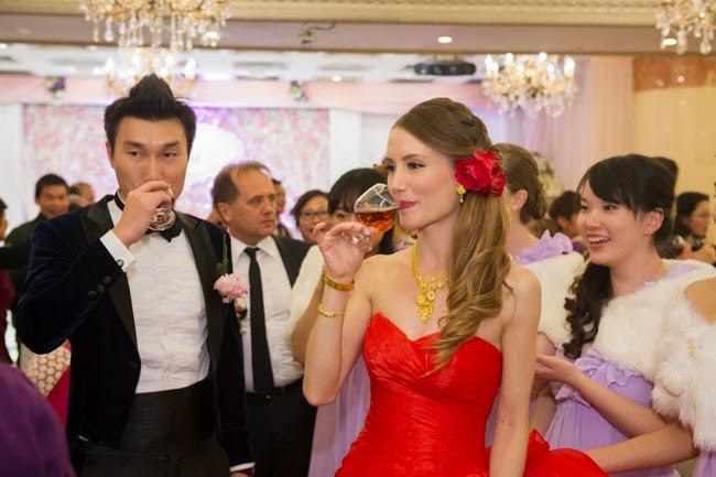Xenia olivia our hong kong wedding reception i ii Wedding guest dress hong kong