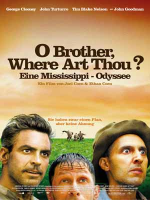 Ba Kẻ Trốn Tù - O Brother, Where Art Thou? (2000)