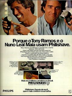 1979;  os anos 70; propaganda na década de 70; Brazil in the 70s, história anos 70; Oswaldo Hernandez; 1979