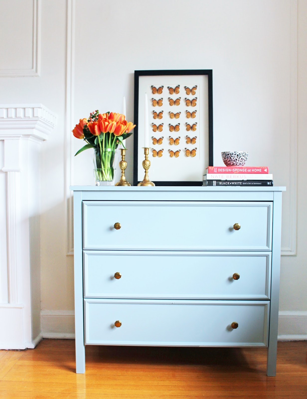 Tiffany leigh interior design diy ikea hack chest of drawers for Bedroom dressers ikea