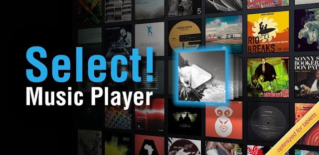 Download Select! Music Player Pro v1.1.1 APK