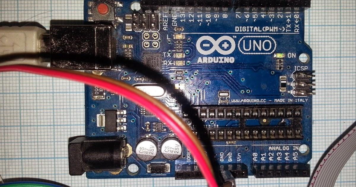 Arduino своими руками atmega8