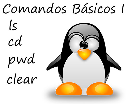 comandos basicos ls cd pwd clear