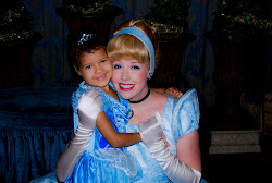 Birthday time with Cinderella!