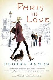 Book Review: Paris in Love by Eloisa James