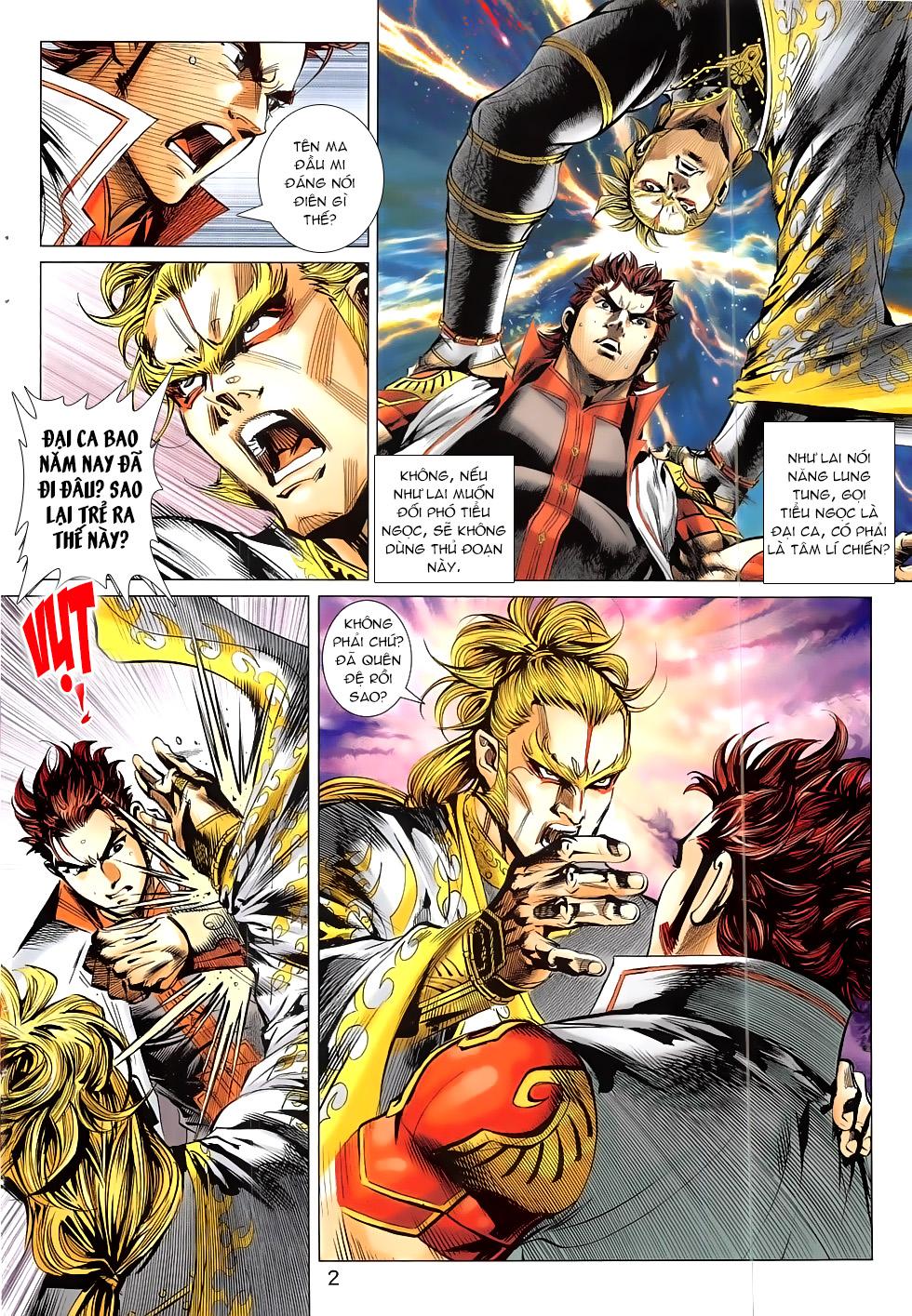 Thần Chưởng trang 2