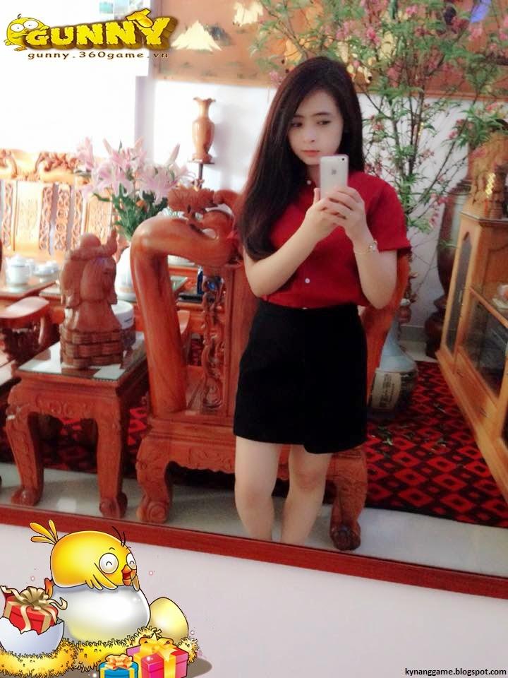 Thí sinh dự thi Nữ Hoàng Cổ Động Nguyễn Thị Kiều My 2