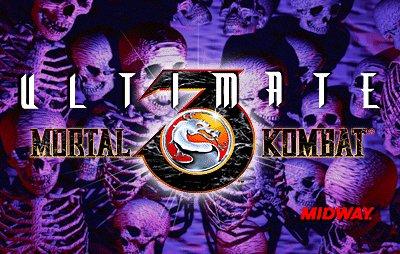 Ultimate Mortal Kombat - 3 (240x320)